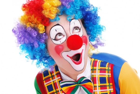Clown. Illustrative photo