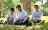 רגע לפני שנת הלימודים: הילדים התפנקו במחנה
